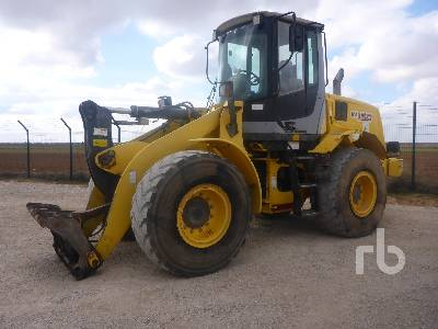 2006 NEW HOLLAND W131 Wheel Loader