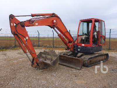 2007 IHI 80NX3 Midi Excavator (5 - 9.9 Tons)