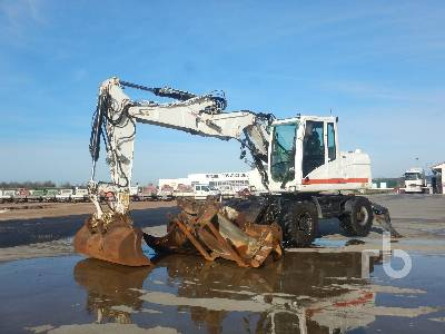 2010 CATERPILLAR M313D Mobile Excavator