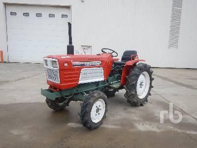 YANMAR YM2202D 4WD Utility Tractor