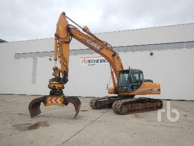 2003 CASE CX240 Hydraulic Excavator