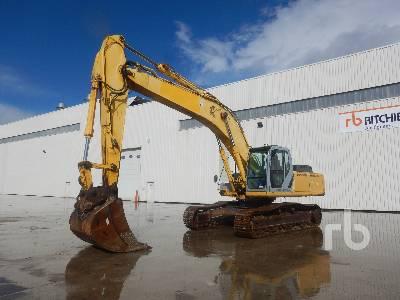 2008 NEW HOLLAND E385BLC Hydraulic Excavator