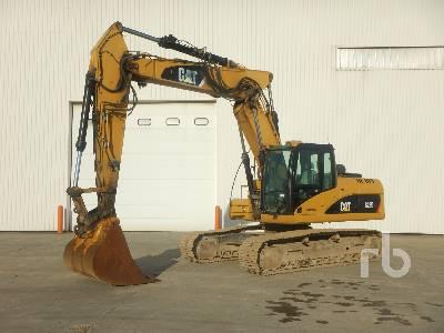 2008 CATERPILLAR 323D Hydraulic Excavator