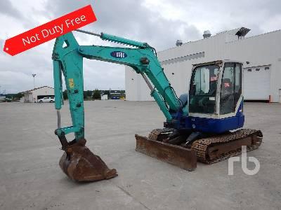 2010 IHI 80NX3 Midi Excavator (5 - 9.9 Tons)