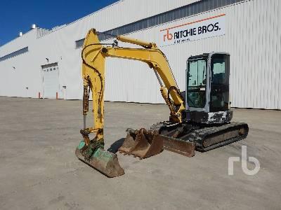2007 NEW HOLLAND E50.2SR Midi Excavator (5 - 9.9 Tons)