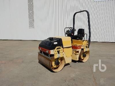 2001 DYNAPAC CC122 Tandem Vibratory Roller