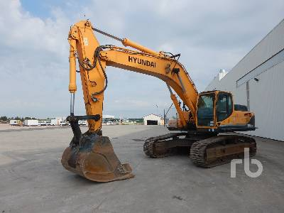 2012 HYUNDAI ROBEX 380LC-9 Hydraulic Excavator