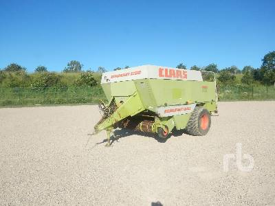 1993 CLAAS QUADRANT 1200 Big Square Baler