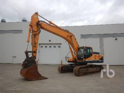2012 HYUNDAI R300LC-9A Pelle Sur Chenilles Hydraulic Excavator