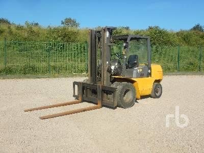 INTERNATIONAL CPCD45 Forklift