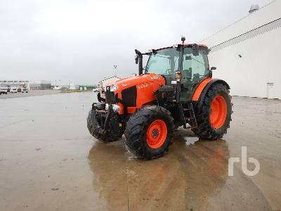 KUBOTA M135GX-II MFWD Tractor
