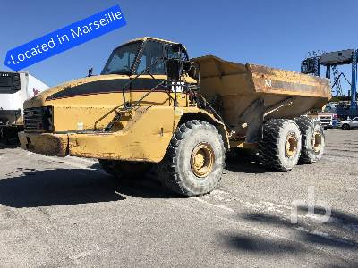 2003 CAT 740 Articulated Dump Truck