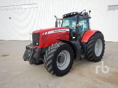 2012 MASSEY FERGUSON 7485 MFWD Tractor