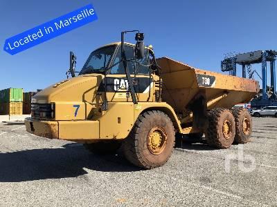 2008 CATERPILLAR 730 Articulated Dump Truck