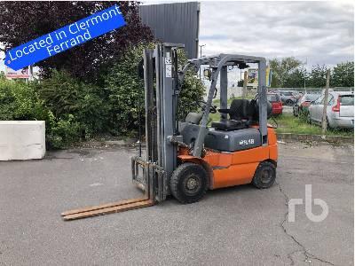 2007 HELI CPYD30 3 T Forklift