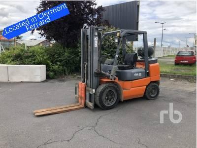 2007 HELI CPYD35 3.5 T Forklift