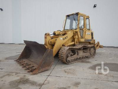 1985 CATERPILLAR 953 Chargeuse Sur Chenilles Crawler Loader