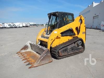 2012 BOBCAT T190 Chargeuse Compacte Sur Chenilles Multi Terrain Loader