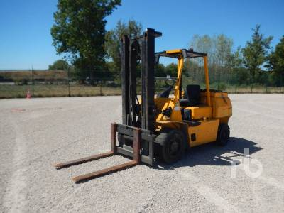 1997 HYSTER H4.00XLS-6 Chariot Elevateur Forklift