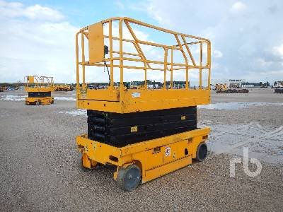 2008 HAULOTTE COMPACT 12 10 m Electric Scissorlift