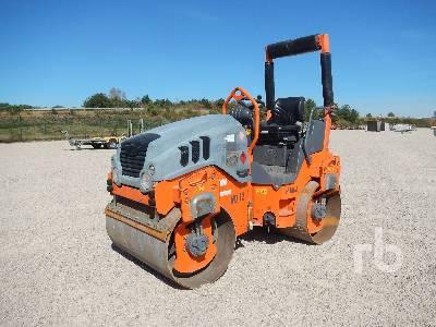 2011 HAMM HD12VV Compacteur Vibrant Tandem Tandem Vibratory Roller