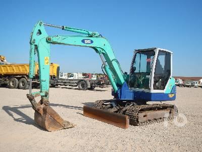 2009 IHI 60NS Midi-Pelle Midi Excavator (5 - 9.9 Tons)