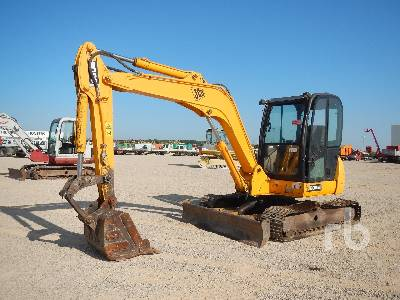 2009 JCB JCB8056 Midi Excavator (5 - 9.9 Tons)