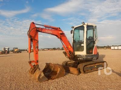 2012 KUBOTA U25-3 Mini Excavator (1 - 4.9 Tons)