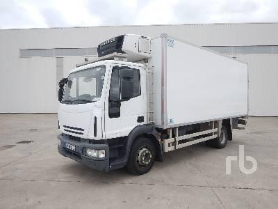 2009 IVECO EUROCARGO 140E18 4x2 Camion Frigorifique 4x2 Reefer Truck
