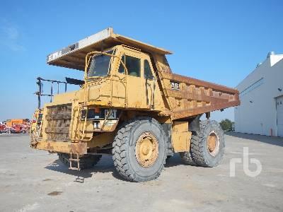 1995 CATERPILLAR 769C Tombereau Rigide Rock Truck