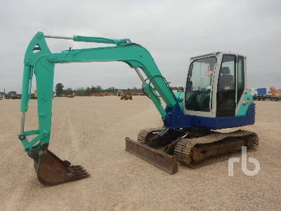 IHI 60NS Midi-Pelle Midi Excavator (5 - 9.9 Tons)