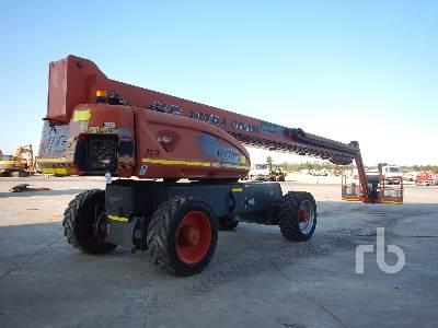 2010 JLG 1350SJP 4x4x4 Nacelle 4x4x4 Boom Lift