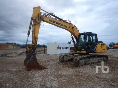2013 NEW HOLLAND E195C-LC Hydraulic Excavator