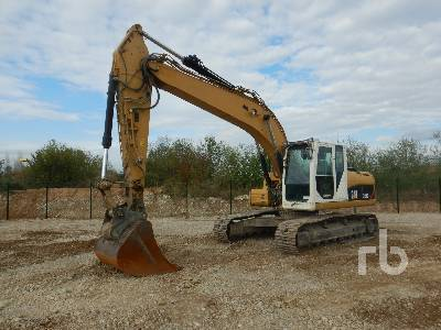 2011 CATERPILLAR 323DL Hydraulic Excavator