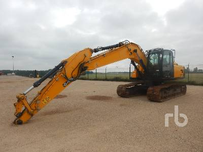 2016 JCB JS210LC Hydraulic Excavator Parts/Stationary Construction-Other
