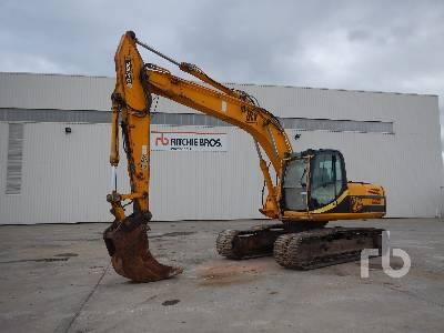 2006 JCB JS210 Pelle Sur Chenilles Hydraulic Excavator