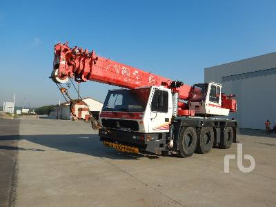 2000 GROVE GMK3050 50 Ton 6x6 All Terrain Crane