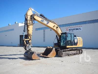 2012 CATERPILLAR 320E Pelle Sur Chenilles Hydraulic Excavator