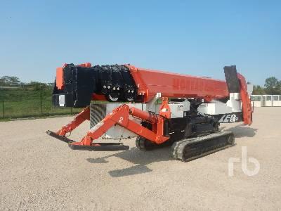 2008 TEUPEN LEO50GTX Crawler Articulated Boom Lift