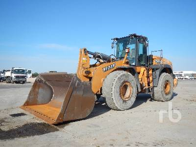 2013 CASE 1121F Chargeuse Sur Pneus Wheel Loader