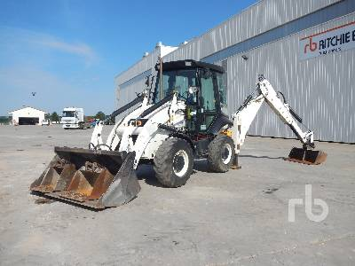 2014 JCB 2CX Loader Backhoe