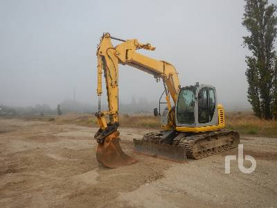 2006 NEW HOLLAND E135SR-1ES Pelle Sur Chenilles Hydraulic Excavator
