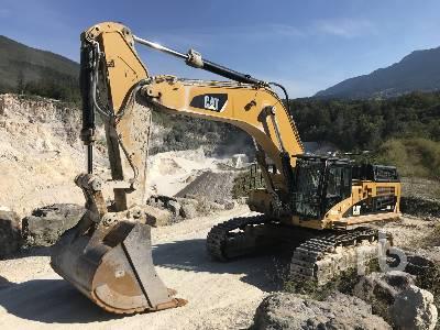 2008 CATERPILLAR 365CL Pelle Sur chenilles Hydraulic Excavator