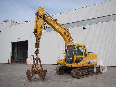 2003 DAEWOO S130LC-V Pelle Sur Chenilles Hydraulic Excavator