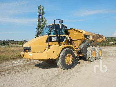 2010 CATERPILLAR 730 6x6 Articulated Dump Truck