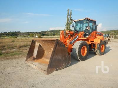 2014 DOOSAN DL250-3 Chargeuse Sur Pneus Wheel Loader