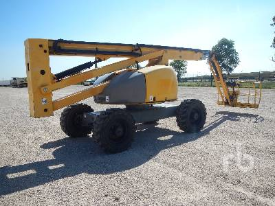 2007 HAULOTTE HA20PX 4x4 Articulated Boom Lift