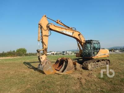 2005 CASE CX210 Pelle Sur Chenilles Hydraulic Excavator