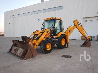 2006 JCB 3CX Loader Backhoe