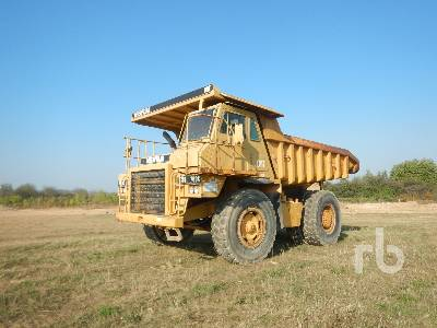 1985 CATERPILLAR 769C 4x2 Tombereau Rigide 4x2 Rock Truck